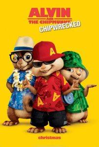 ตัวอย่างหนัง Alvin and The Chipmunks 3
