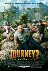 ตัวอย่างหนัง Journey 2 Mysterious Island