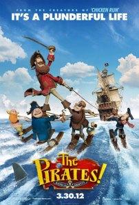 ตัวอย่างหนัง The Pirates! Band of Misfits 2012
