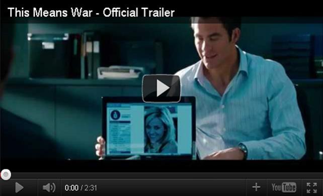 This Means War 2011 ตัวอย่างหนัง