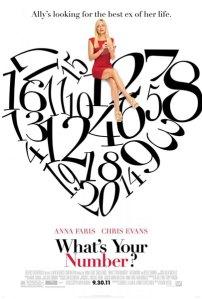 ตัวอย่างหนัง what's your number 2011 เธอจ๋า..มีแฟนกี่คนจ๊ะ