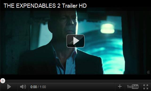 ตัวอย่างหนัง The Expendables 2 2012