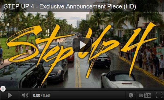 ตัวอย่างหนัง Step Up 4 2012